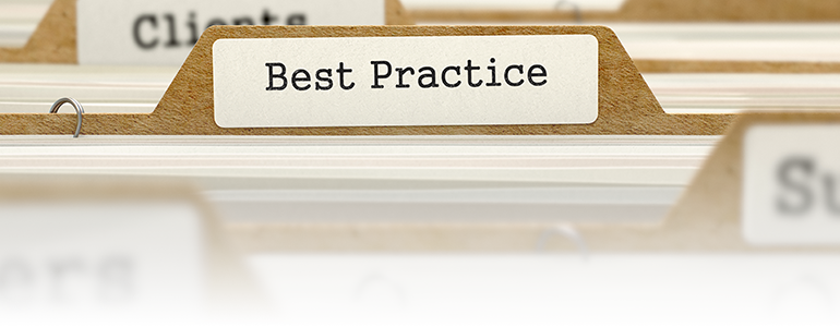 Privacy Best Practices for Data-Sensitive Industries