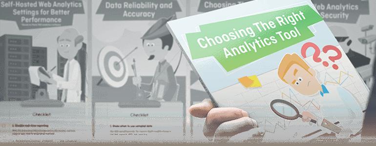 Infographics: 4 Actionable Web Analytics Checklists