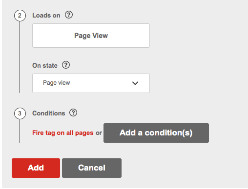 Tag Manager can help you to quickly and easily add tracking code to all your pages