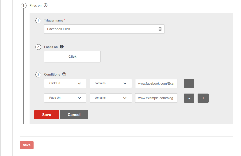 Create and Configure Triggers