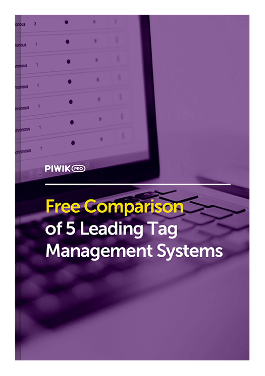 Free Comparison of 5 Enterprise-Ready Tag Management Systems