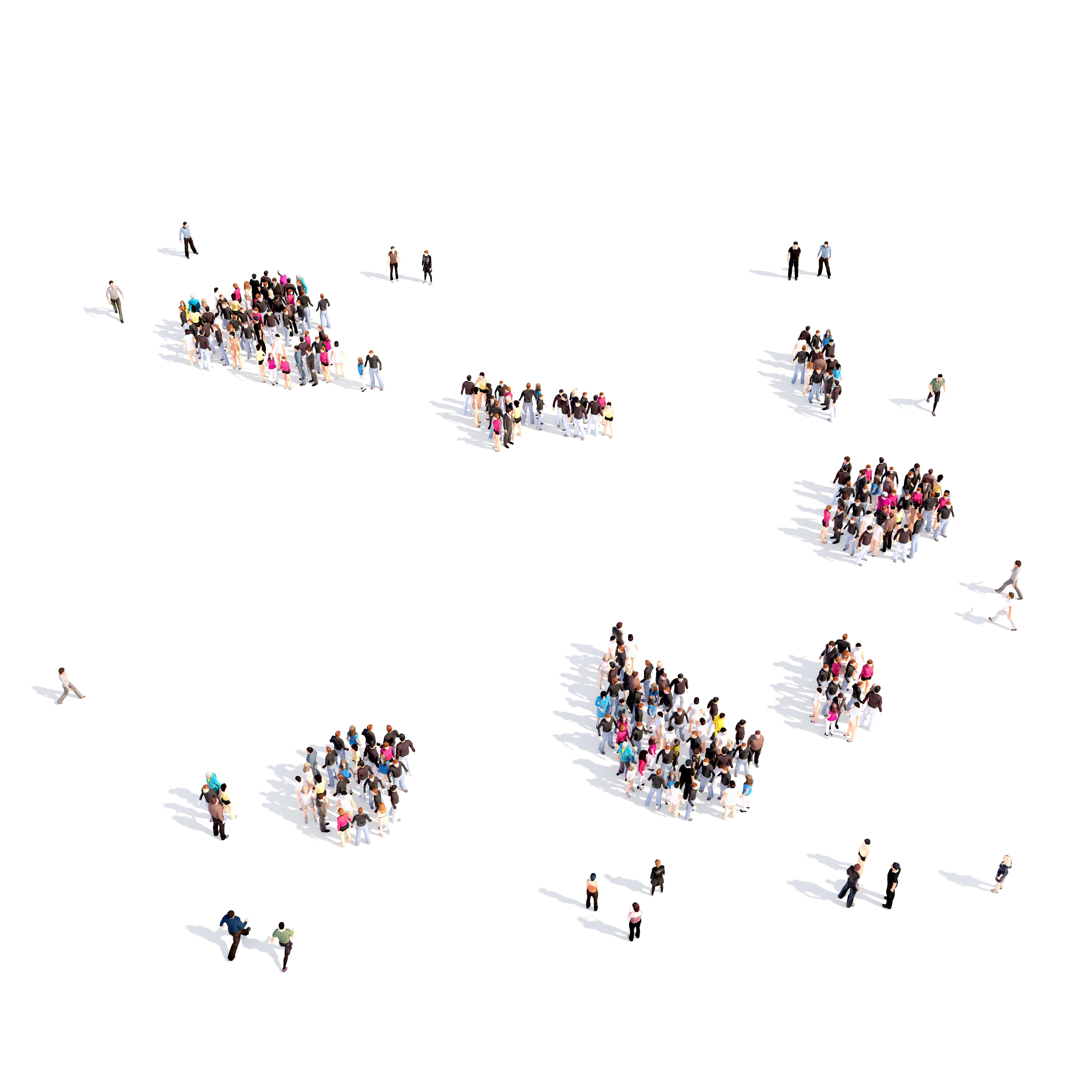 Segmentation in rule based personlization