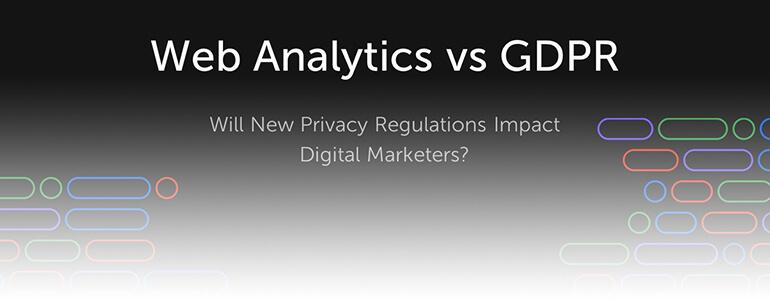 Join Us for a Live Webinar: Web Analytics vs. GDPR