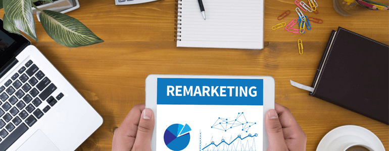 Web analytics for remarketing - 4 key steps to follow off and on-site
