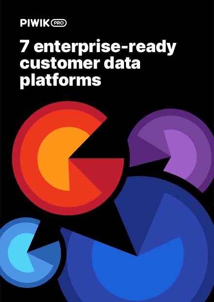 Free comparison of 4 enterprise-ready customer data platforms