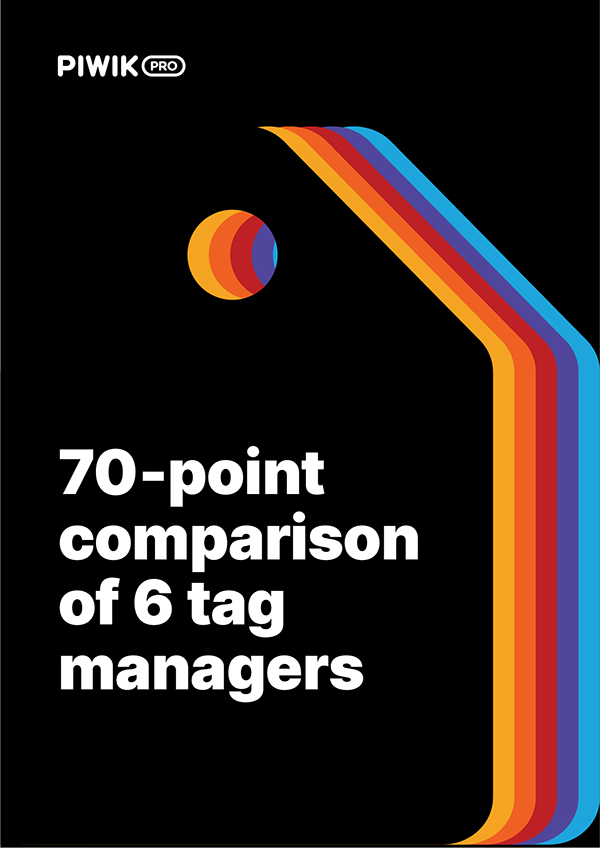 Free comparison of 6 enterprise-ready tag management systems